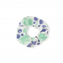 coletero verde agua conchas