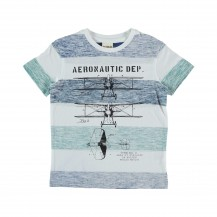 Camiseta aeronautic