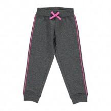 Pantalón chándal gris rosa fluor