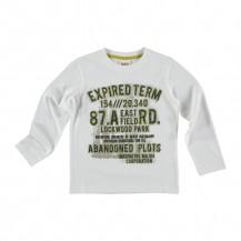 Camiseta blanca rotterdam