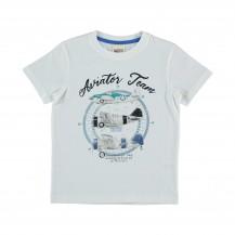 Camiseta ginebra aviones