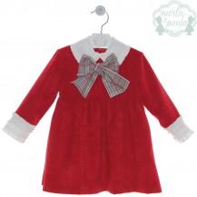 Vestido marionetas rojo