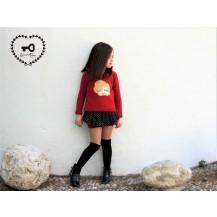 Bombacho falda + jersey marilyn amores