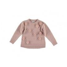 Jersey rosa pompones
