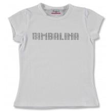 Camiseta blanca m/c bimbalina