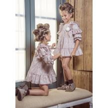 Vestido infantil adele
