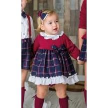 Vestido bebé colección Grenoble