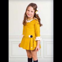 Vestido infantil glasgow