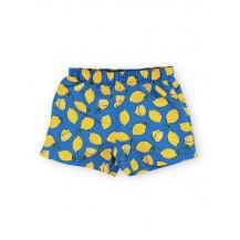 Boxer tela papá limones