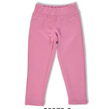 Leggins rosa chicle algodón