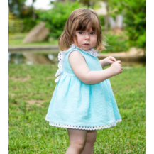 Vestido bebé bolonia