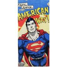 Toalla superman
