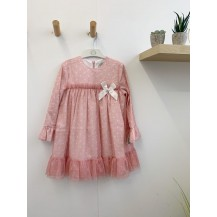 Vestido magia rosa