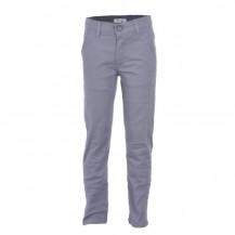 Pantalón largo niño sarga gris 2017