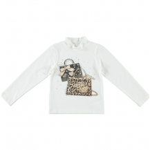 Camiseta bolsos animal print