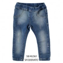 Denim largo primavera gomas