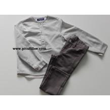 Conjunto camisa y pantalón largo colección Jade