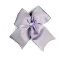Lazo clásico lila pico con Pinza