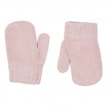 Manoplas con dedo suave 526 rosa palo