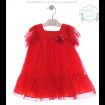 Vestido Warhol rojo