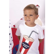 Camiseta niño refresco