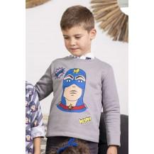 Sudadera Superhéroe