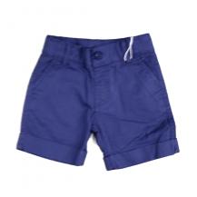 Pantalón corto loneta marino