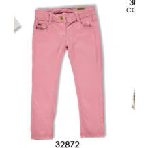 Pantalón vaquero rosa