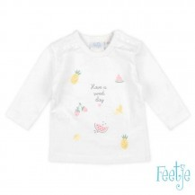 Camiseta sweet by nature blanca