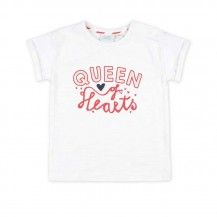 Camiseta Queen of herats