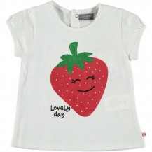 Camiseta fresa