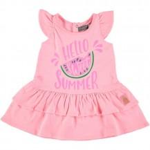 Vestido pash girl rosa