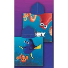 Poncho baño Dory