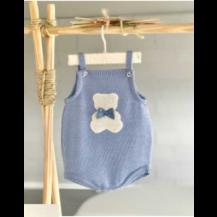 Ranita perle oso azul