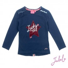 Camiseta lucky star marino