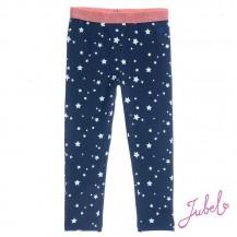 Leggins marino y rosa estrellas