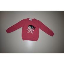 Jersey pirata rosa chicle