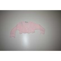 Bolero tricotosa salas rosa