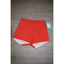 Pantalón pique basico andaluz rojo