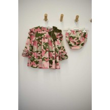 Jesusito + braguita camuflaje rosa