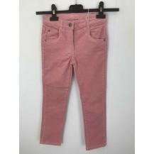 Pantalón pana rosa palo