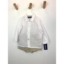 Conjunto camisa + pantalón estoril