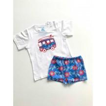 Boxer cerdeña + camiseta