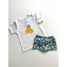 Boxer limones + camiseta