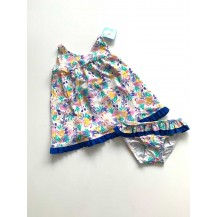 Vestido + culetin tropical