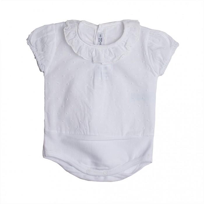 e7567d4879f56 Body shirt m   c plumeti white - Spanish Baby Clothes